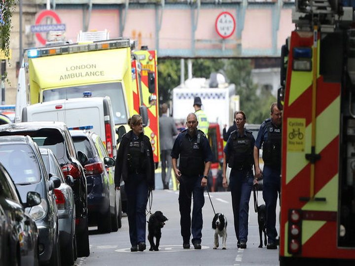 Задержан третий подозреваемый по делу о взрыве в Лондоне