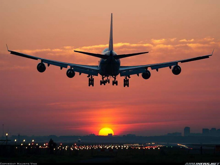 В США самолет с почтой совершил аварийную посадку