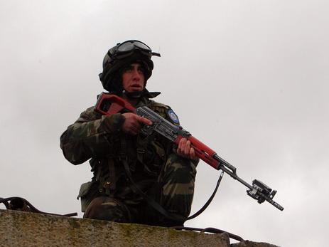 Армянские вооруженные силы в течение суток нарушили режим прекращения огня 120 раз