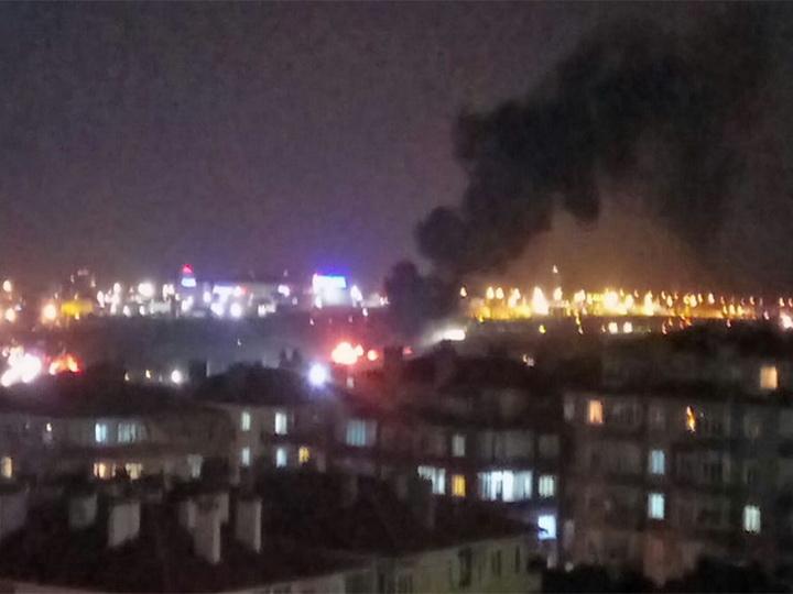 Аэропорт в Стамбуле закрыт после крушения частного самолета