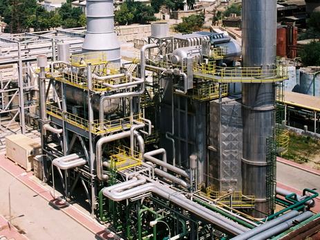 Завершен капремонт на заводе «Этилен-полиэтилен» в Сумгайыте