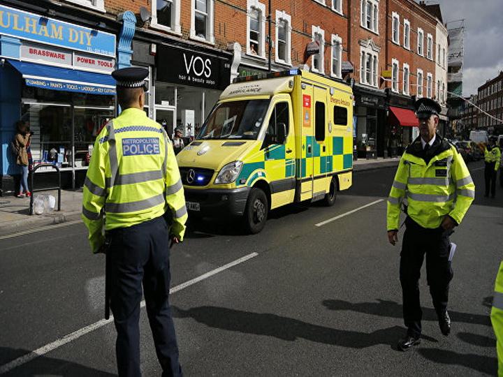 В лондонском торговом центре распылили ядовитое вещество