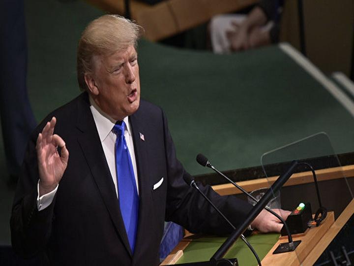 Трамп обвинил Иран в совместной работе с КНДР