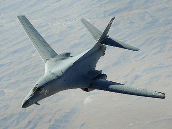 Вблизи границ КНДР пролетели американские бомбардировщики