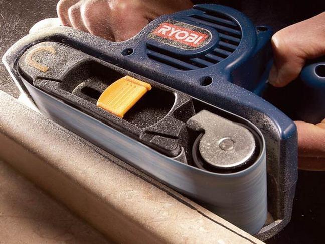 Выбор шлифовальных машин