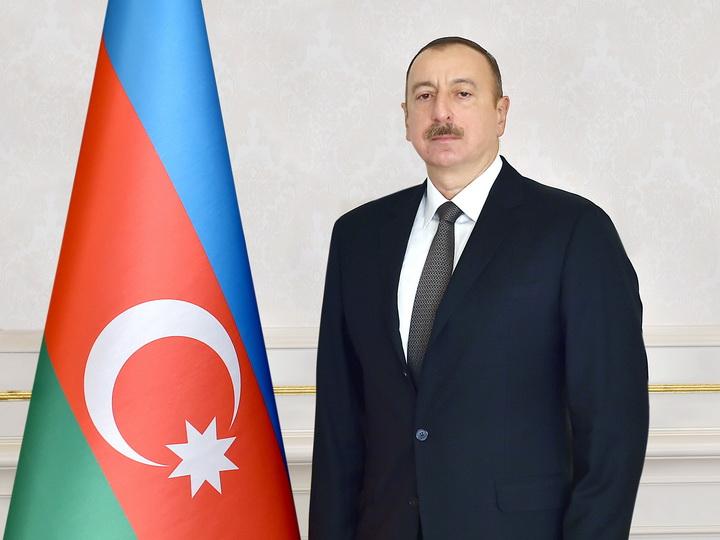 Ильхам Алиев: «Армянской агрессии будет положен конец»