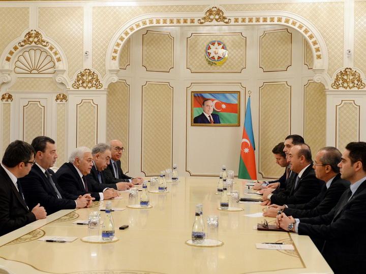 В Милли Меджлисе обсуждены перспективы развития азербайджано-турецких связей