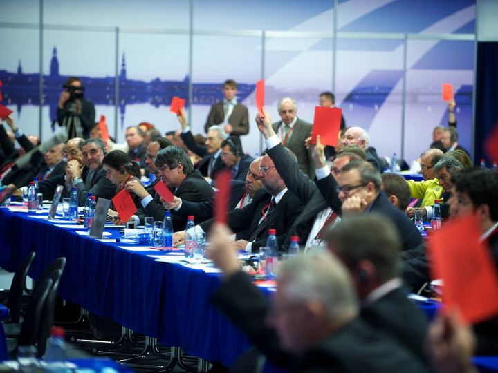 На конференции ПА НАТО произошла перепалка между представителями Азербайджана и Армении