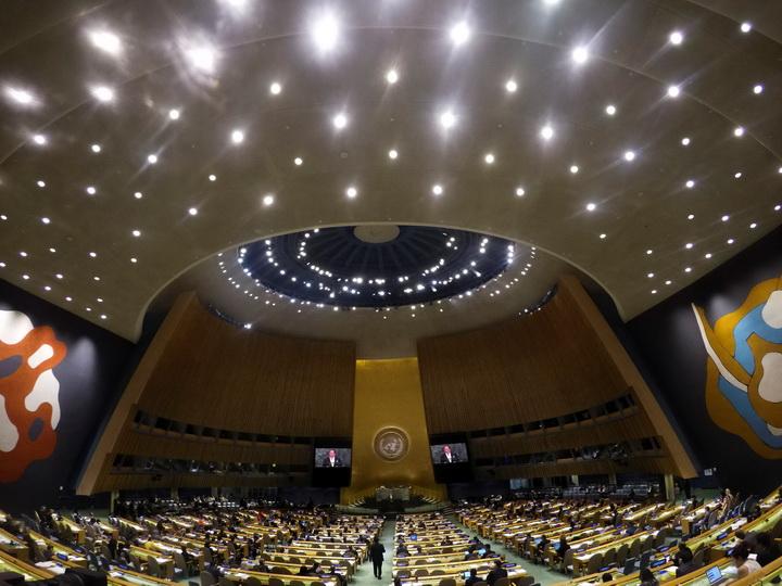 Постпредом Великобритании в ООНвпервые в истории стала женщина