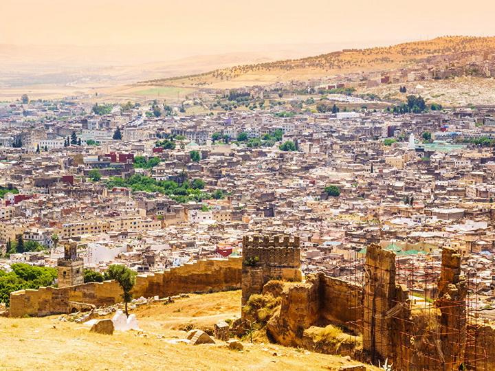 В Марокко при раздаче гуманитарной помощи погибли не менее 15 человек