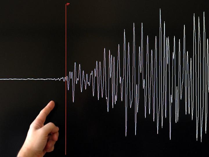 На западе Турции произошло землетрясение