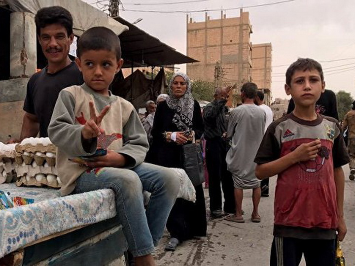 Более 110 сирийцев вернулись в свои дома за прошедшие сутки
