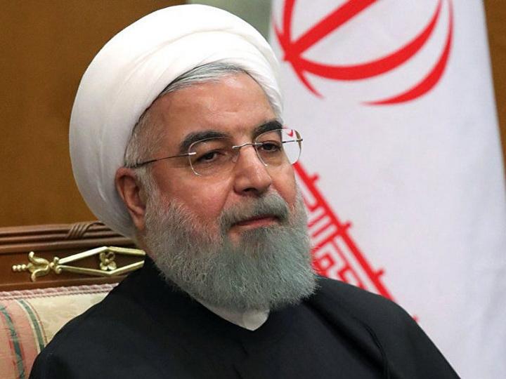 Иран будет поддерживать Сирию в борьбе с терроризмом, заявил Роухани