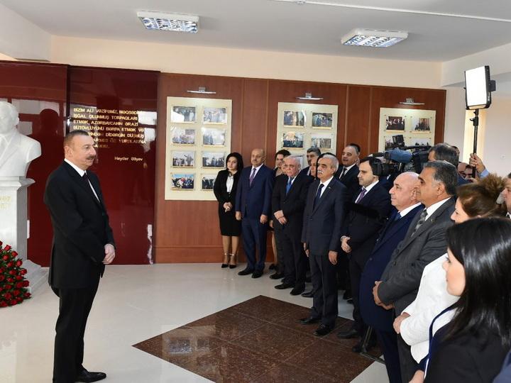 Президент Ильхам Алиев: «Военная мощь Азербайджана растет с каждым днем» — ФОТО