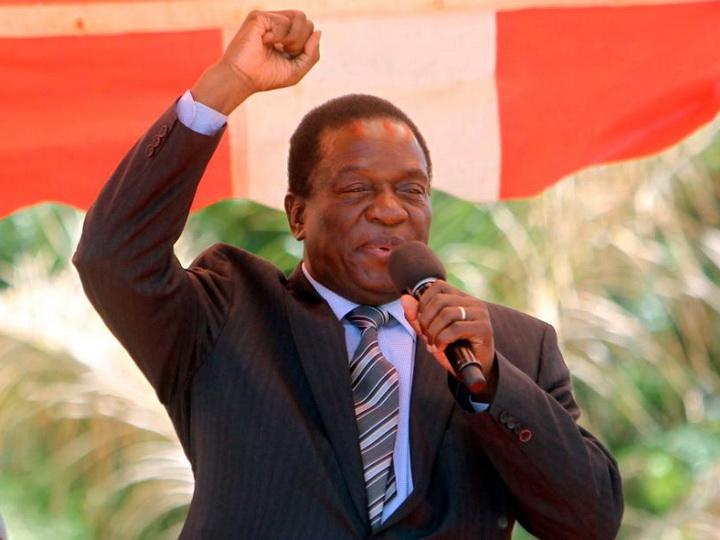 Бывший вице-президент сформирует в Зимбабве переходное правительство