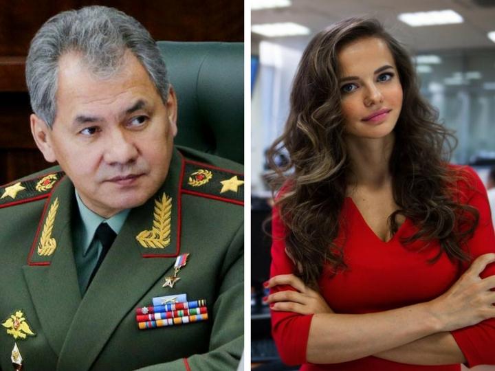 Пресс-секретаремминистра обороны РФ стала26-летняятелеведущая – ФОТО