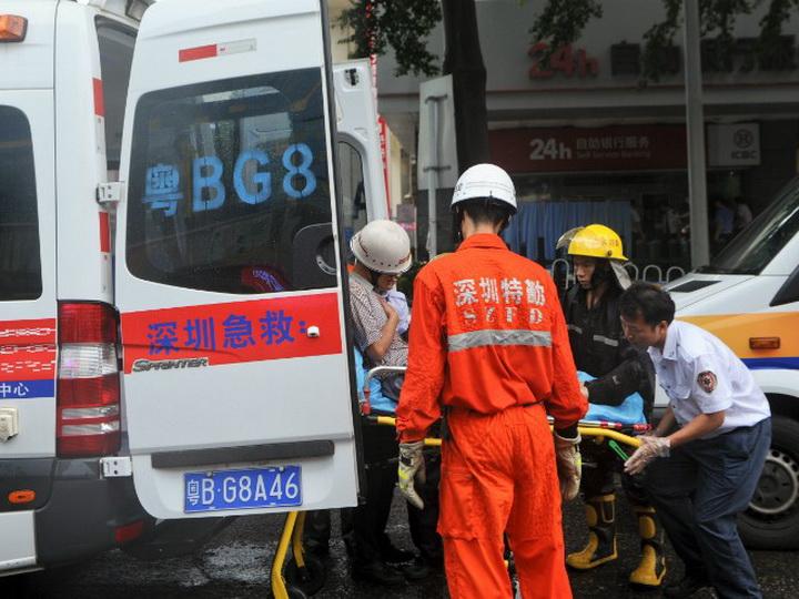 В Пекине жертвами пожара стали 19 человек