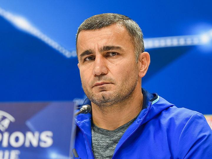 Гурбан Гурбанов: «Я должен был принять это решение во имя азербайджанского футбола»