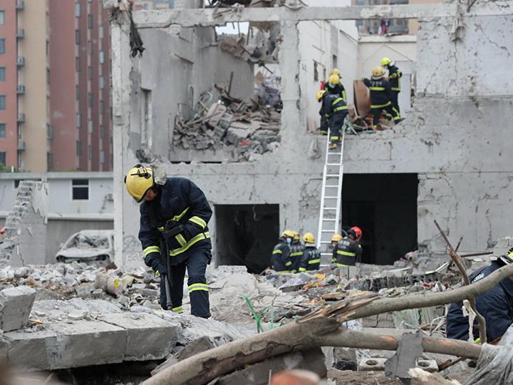 При взрыве в китайском городе Нинбо погибли два человека