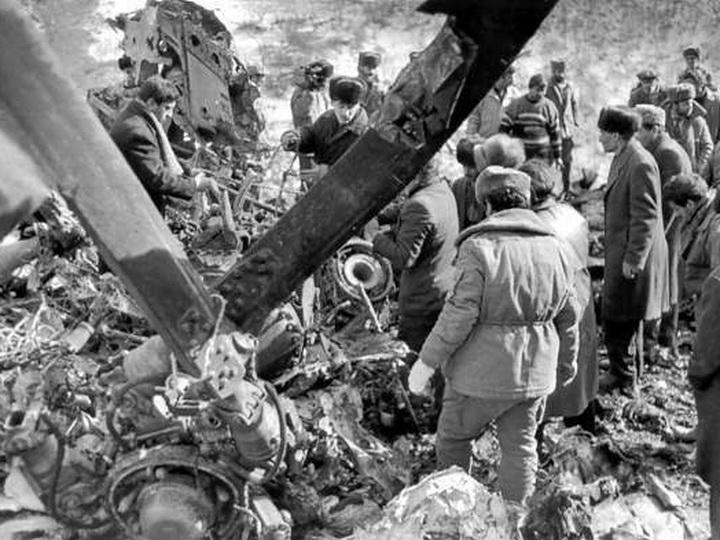 Прошло 26 лет со дня взрыва вертолета над Гаракендом