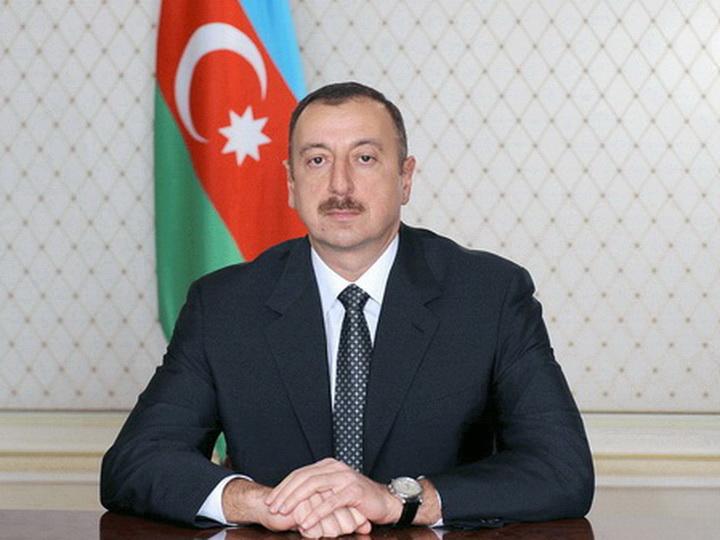 Президент Азербайджана наградил Ахлимана Амирасланова орденом «Шараф»