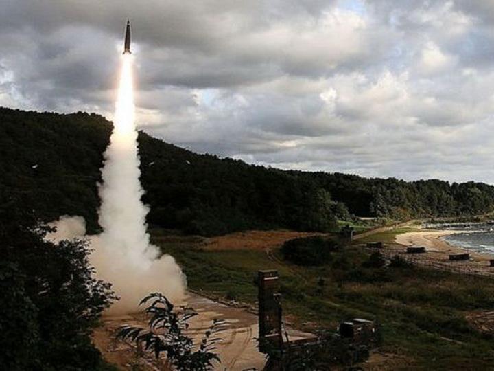 КНДР провела новое испытание баллистической ракеты