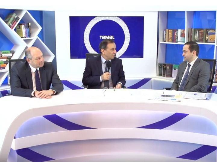 В программе Təməl речь шла о 100-летнем юбилее БГУ – ВИДЕО