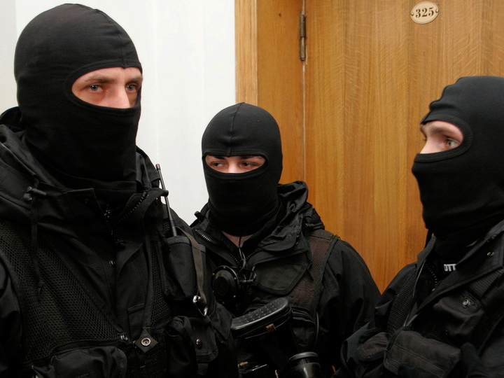 В Украине борец с коррупцией попался на взятке