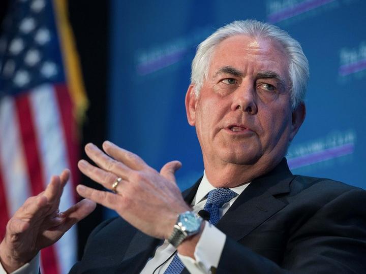 Тиллерсон: в США хорошо известно о числе казней в окружении Ким Чен Ына