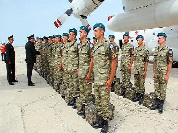 Азербайджан увеличит число миротворцев в Афганистане