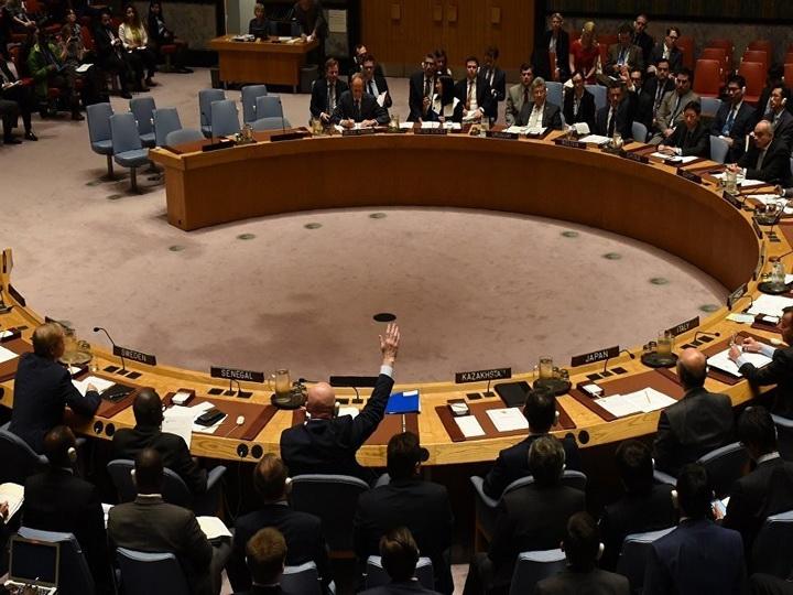 Россия блокировала резолюцию США о продолжении расследования химатак в Сирии