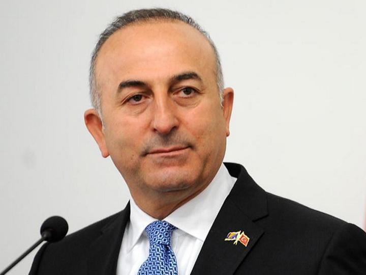 Начался визит главы МИД Турции в Азербайджан