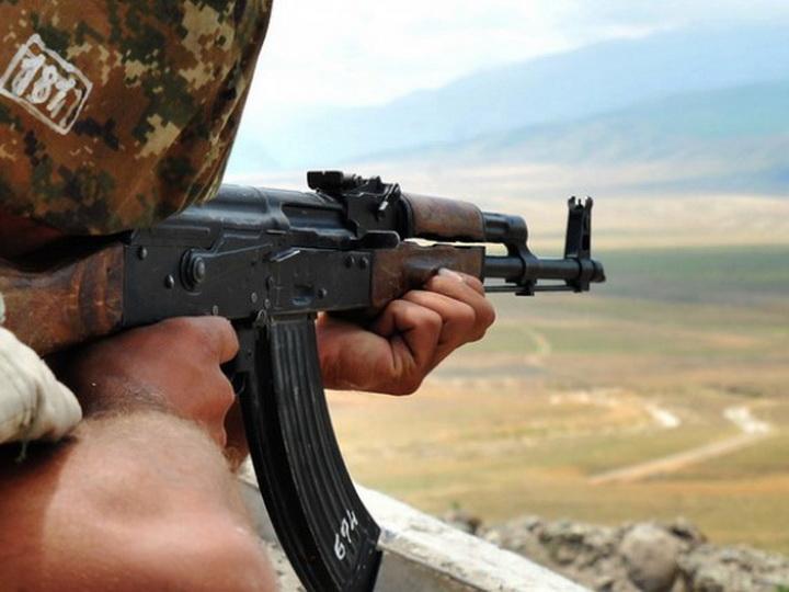ВС Армении вновь обстреляли азербайджанские позиции, используя гранатометы