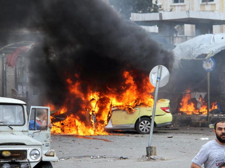 Жертвами взрыва в сирийском Дэйр-эз-Зоре стали 35 человек