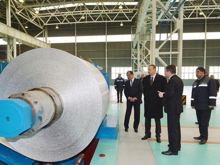 Новый этап азербайджано-таджикского сотрудничества нацелен на решение проблем алюминиевой отрасли