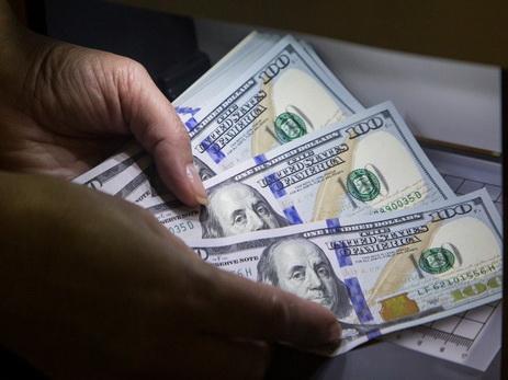 Объявлен курс маната к доллару США на 22 ноября