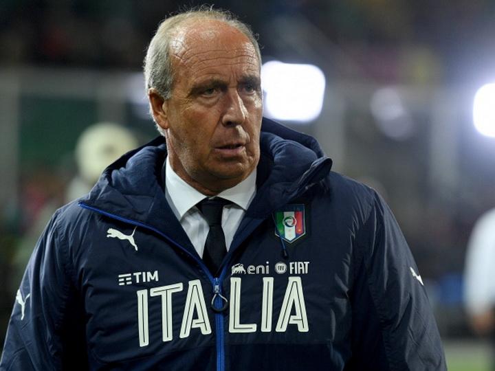 Федерация футбола Италии приняла решение касательно главного тренера сборной Джампьеро Вентуры
