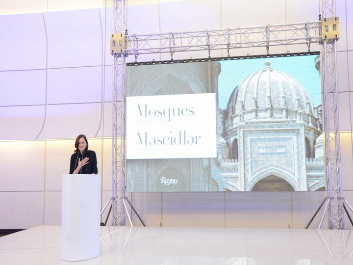 В Центре Гейдара Алиева состоялась презентация книги «Мечети: величие Ислама» - ФОТО