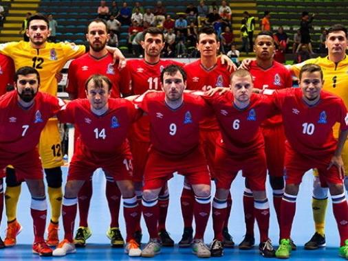Азербайджан сыграл вничью с Ираном, Россия и Казахстан поделили очки