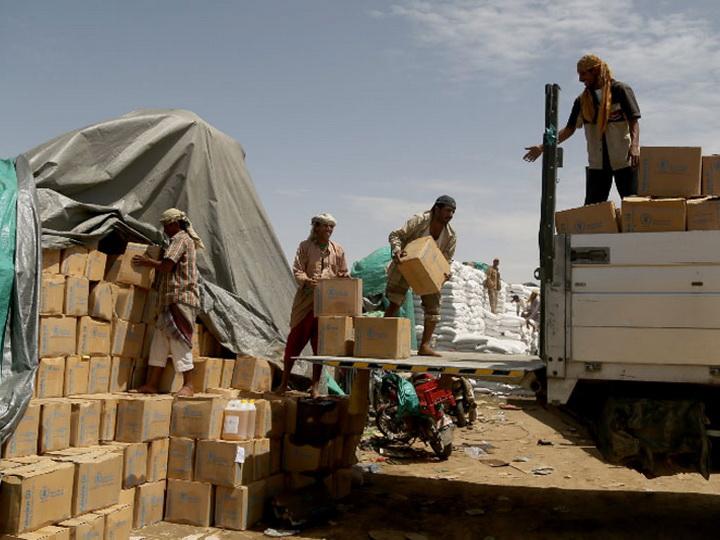 ООН потребовала ввести гуманитарную паузу в Йемене