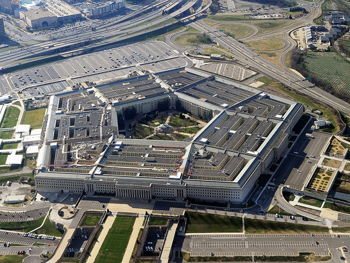 Освобождение Сирии — заслуга коалиции, а не России, заявил Пентагон