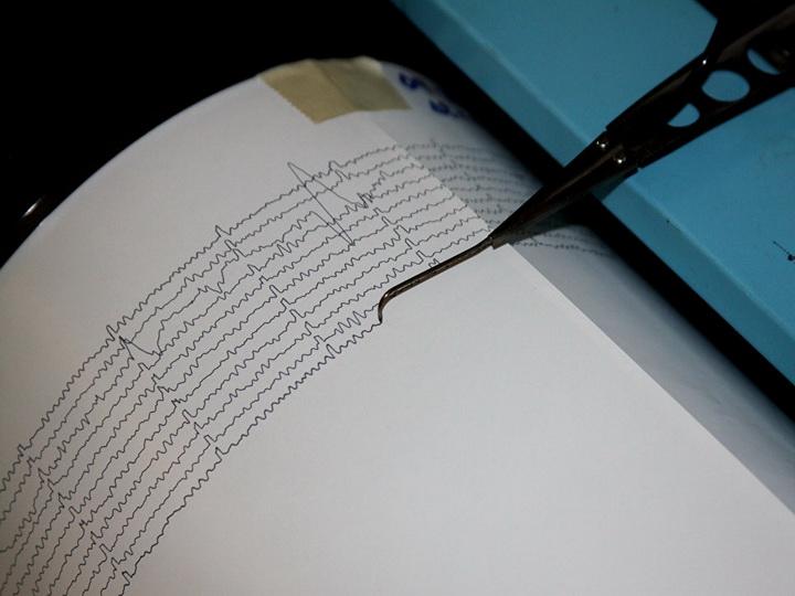 На севере Ирана произошло землетрясение