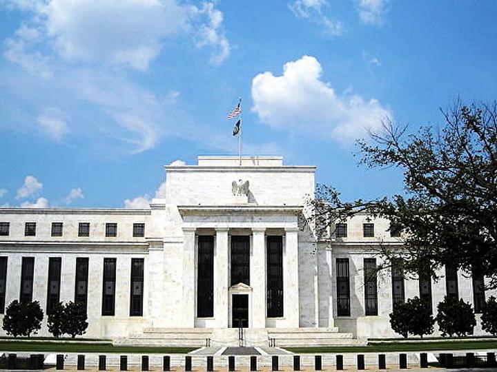 ФРС США по-прежнему прогнозирует три повышения ставки в 2018 году