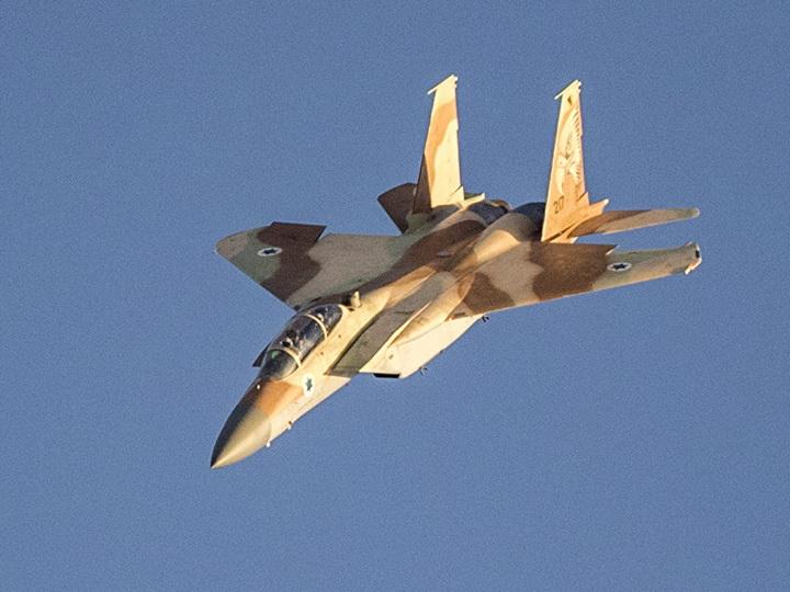 СМИ сообщили о налете ВВС Израиля на военный объект в Сирии