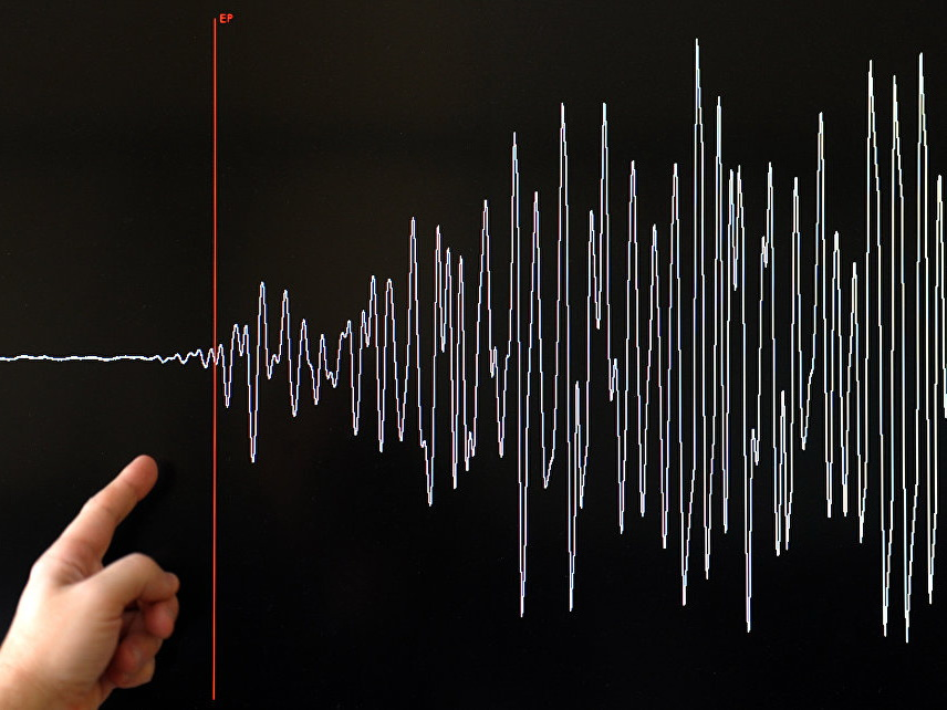 У берегов Эквадора произошло землетрясение магнитудой 6,1