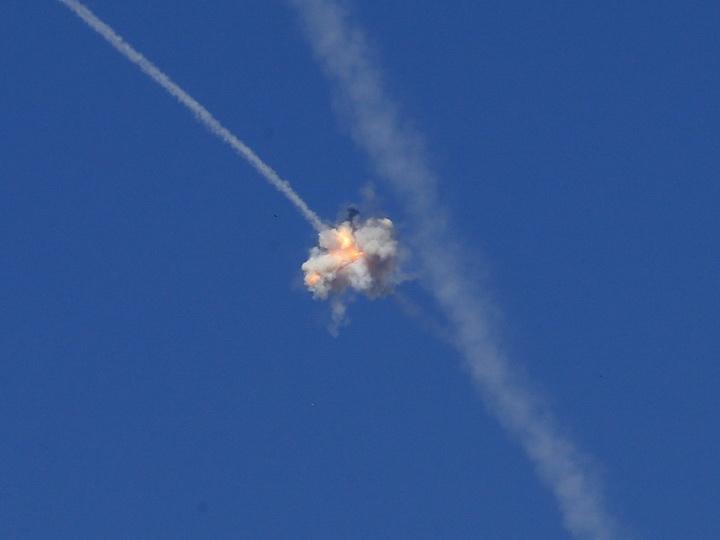 Саудовские военные сбили запущенную из Йемена баллистическую ракету