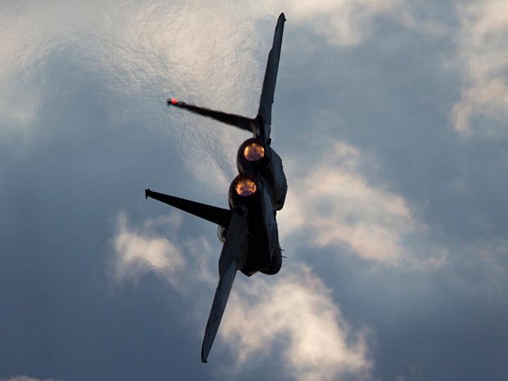 ВВС Израиля атаковали три объекта ХАМАС в секторе Газа