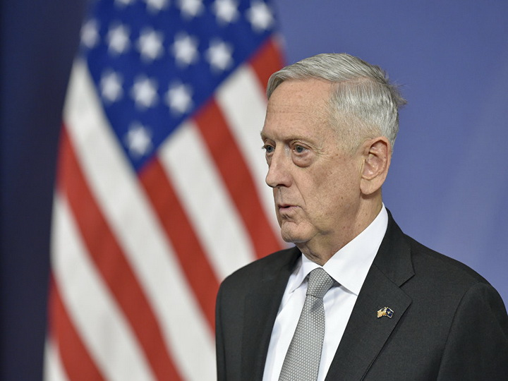 США еще изучают данные о последнем испытании ракеты в КНДР, заявил Мэттис