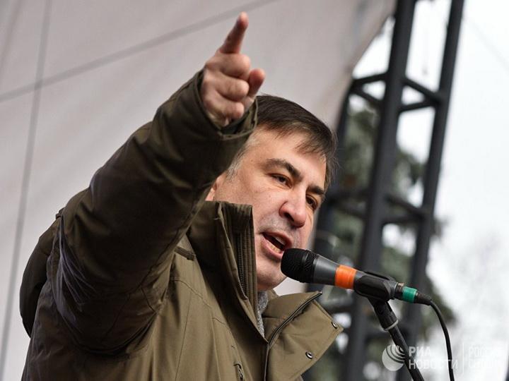 Саакашвили намерен подать заявление о «репрессиях» против его сторонников