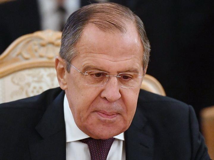 Лавров: соглашение с ЕС о партнерстве было заморожено не по вине России